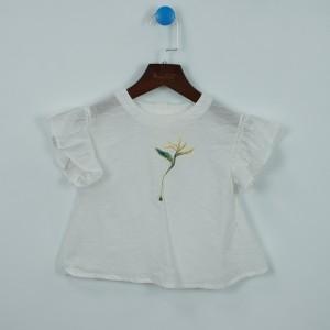 棉質印花娃娃衫
