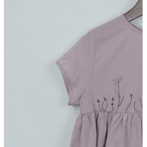 文藝手繪風娃娃衫