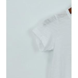 時尚針織印花棉T