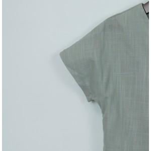 水墨畫棉衫