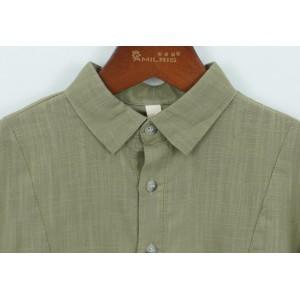 棉質時尚休閒襯衫