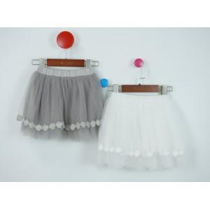 時尚網紗短裙