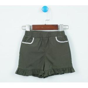 棉布時尚熱褲