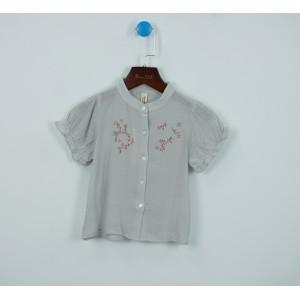 棉質文藝襯衫
