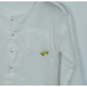棉質文藝風外套