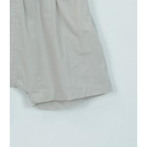 棉麻五分褲