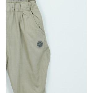 棉質休閒垮褲