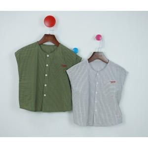 棉質手工襯衫