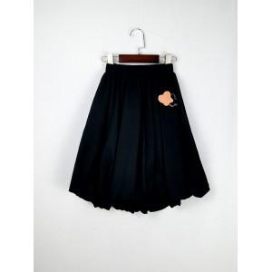 休閒刺繡半裙