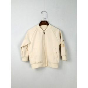 刺繡夾克外套