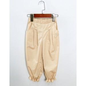 刺繡燈籠褲