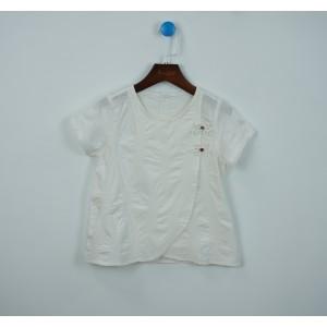 棉質復古娃娃衫
