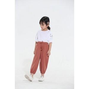 棉麻燈籠褲