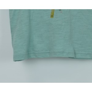 針織印花棉T